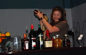 The Refinery's Lauren Mote shakes things up at The Art of the Cocktail.